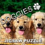 Jigsaw Puzzle: Doggies